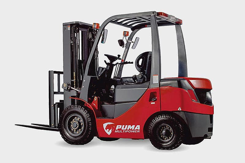 Puma GL1 - 2 Tonnen Diesel Gabelstapler