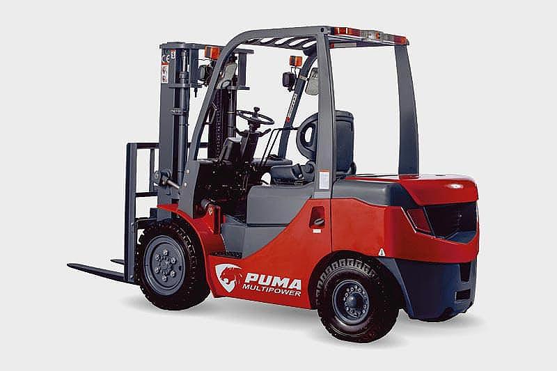 Puma GL1 - 3 Tonnen Diesel Gabelstapler