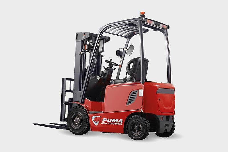 Puma GL2 - 1 Tonnen Elektro Gabelstapler