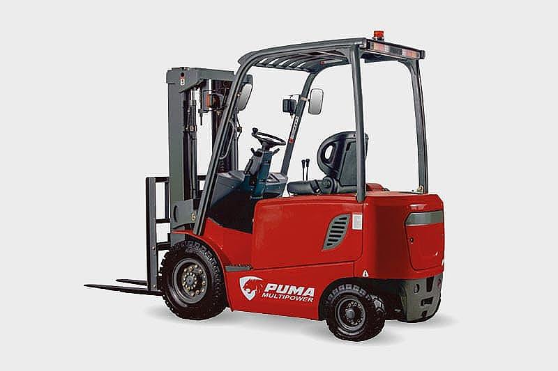 Puma GL2 - 2 Tonnen Elektro Gabelstapler
